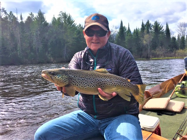 Fishing report 5 ron 39 s fly shop for Matthews fishing report